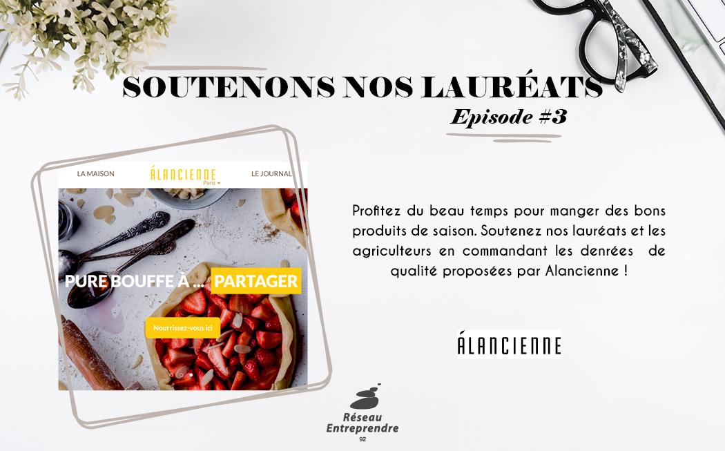 Alancienne – Des produits de saisons directement chez vous