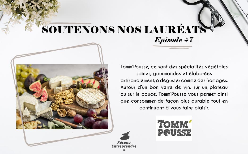 TOMM'POUSSE : Les CamemVert