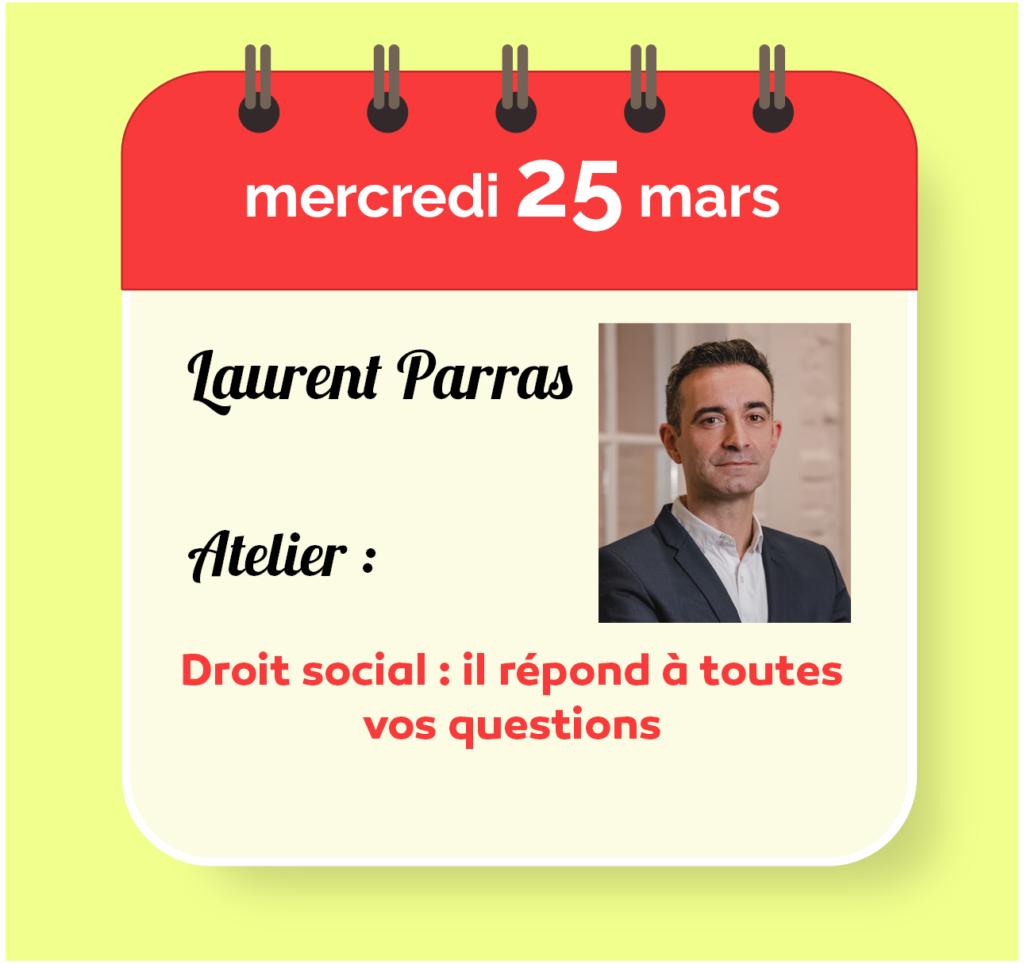 Laurent Parras