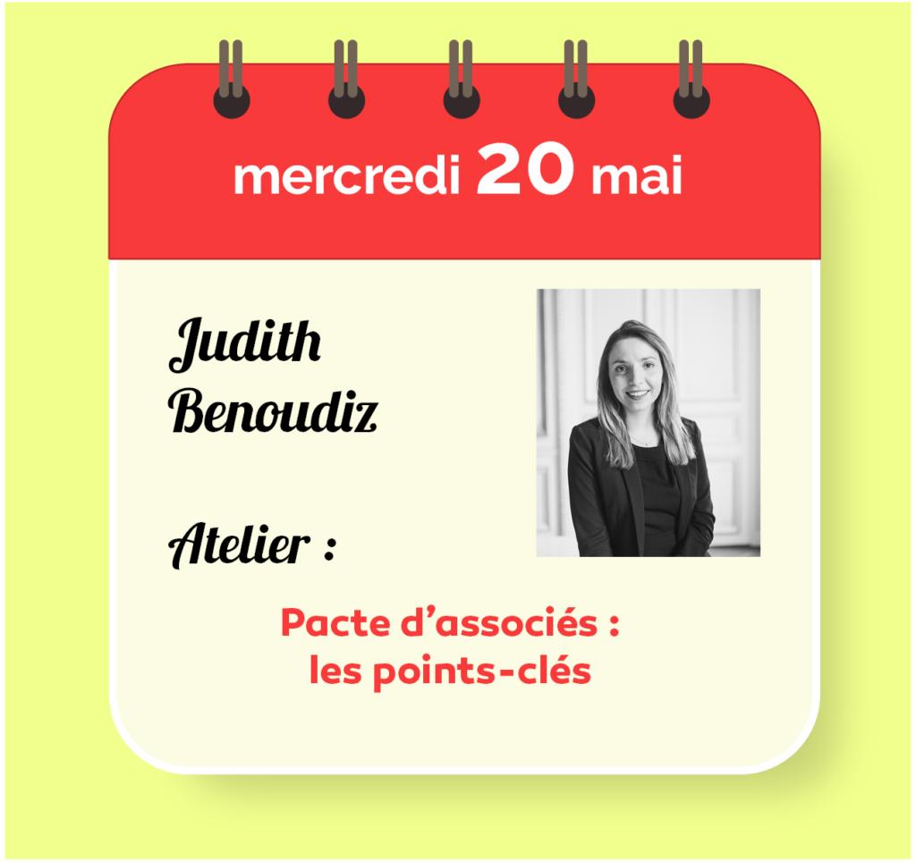 Judith Benoudiz