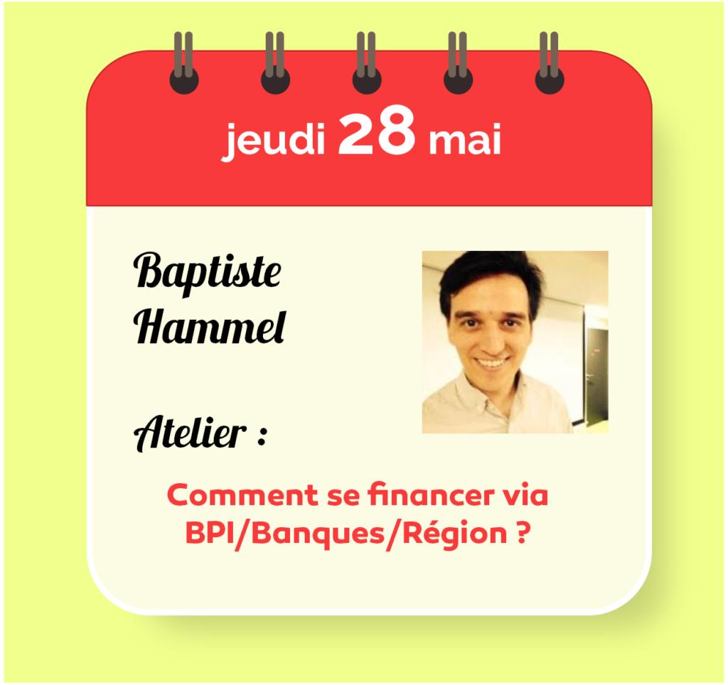 Baptiste Hammel