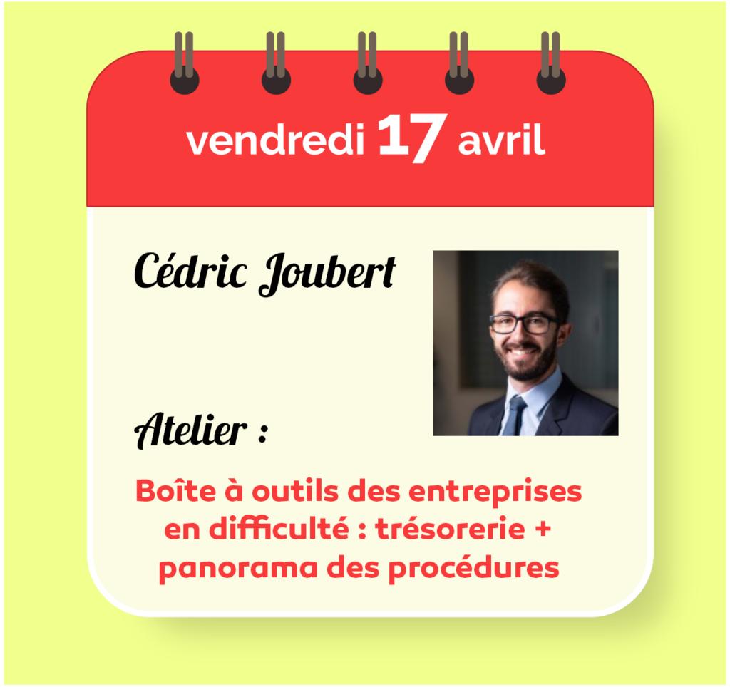 Cédric Joubert