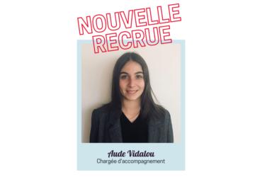 Présentation NOUVELLE RECRUE-Aude