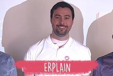 Edouard Gabaudan, lauréat 2019