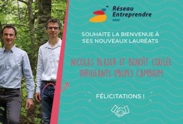 Nicolas Blaser et Benoît Coulée