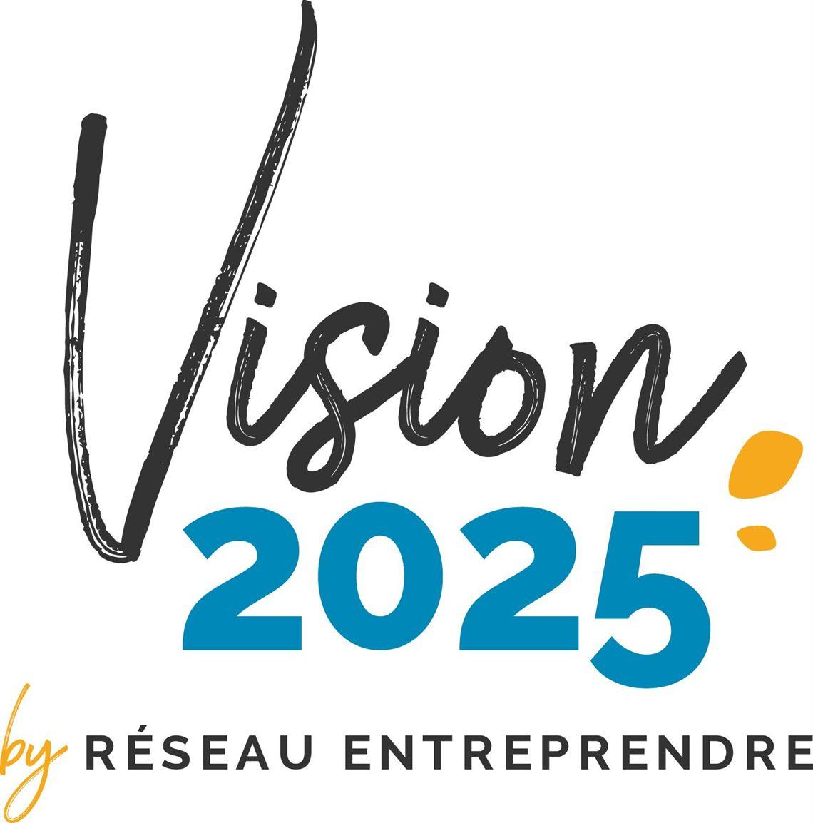 VISION 2025 by Réseau Entreprendre