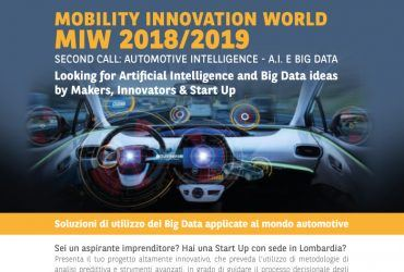 Automotive Intelligence - A.I. E BIG DATA