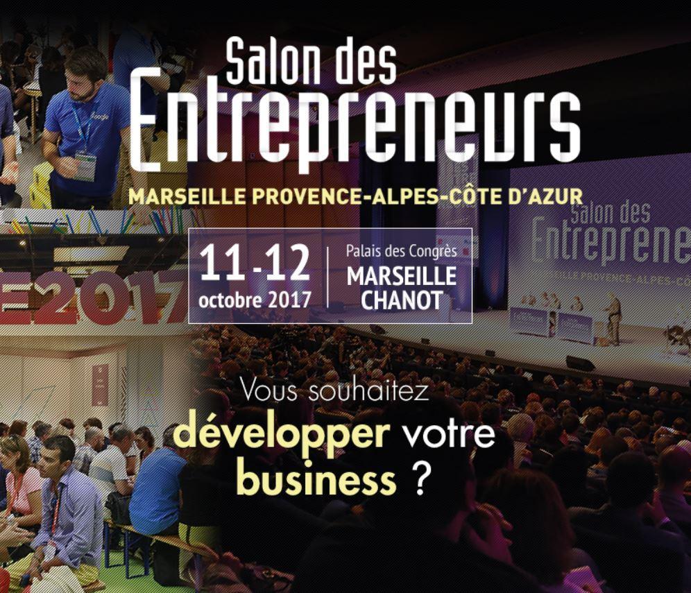 11 12 oct au salon des entrepreneurs marseille r seau - Salon des ce marseille ...
