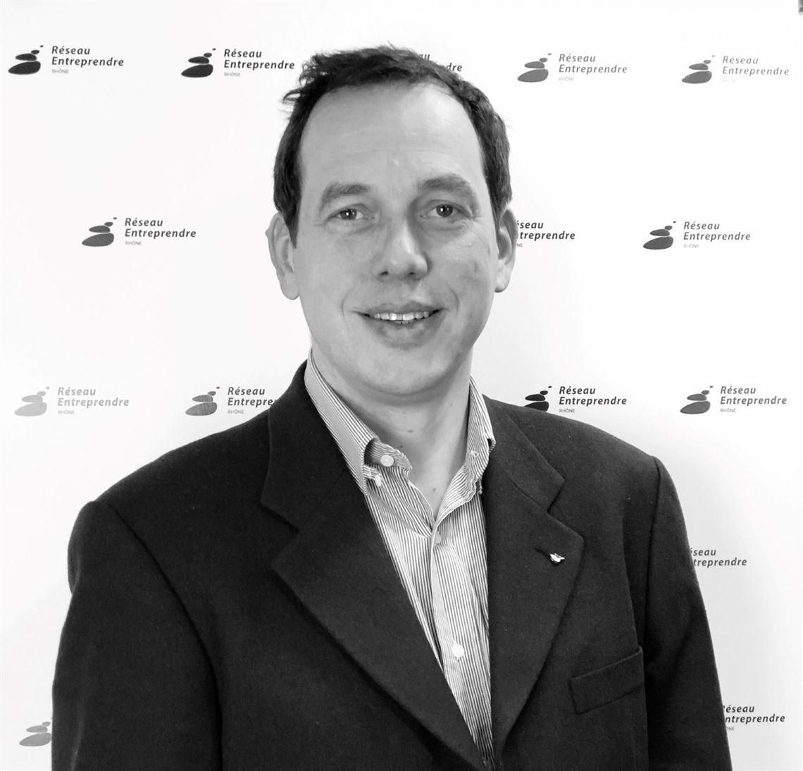 Rodolphe Pasquier Desvignes – Directeur