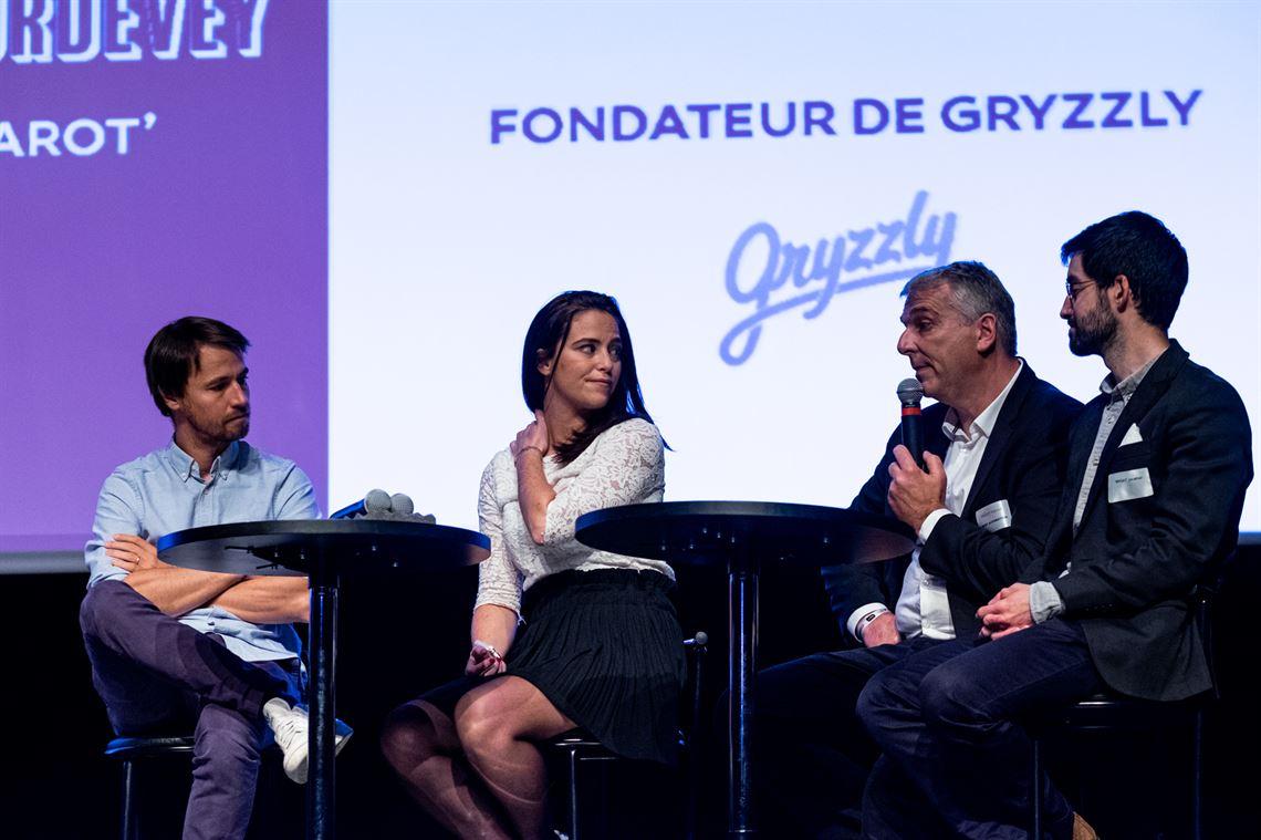 Soirée Lauréats Réseau Entreprendre Rhône
