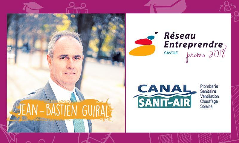 Jean-Bastien GUIRAL, lauréat RES 2018