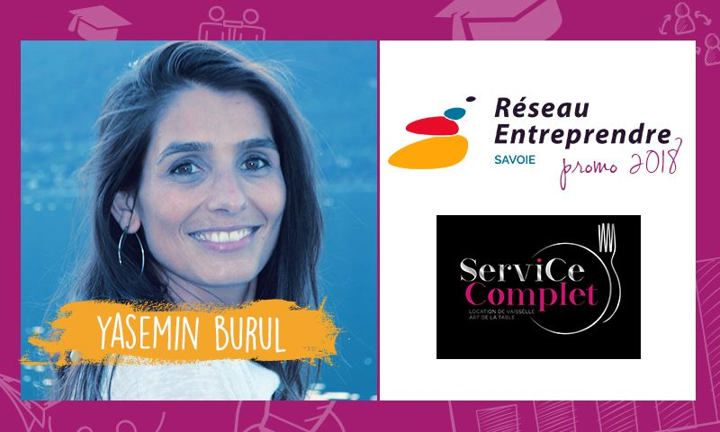 Yasemin BURUL, lauréate RES 2018
