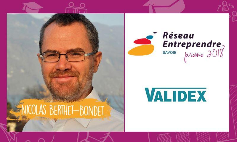 Nicolas Berthet-Bondet, lauréat RES 2018