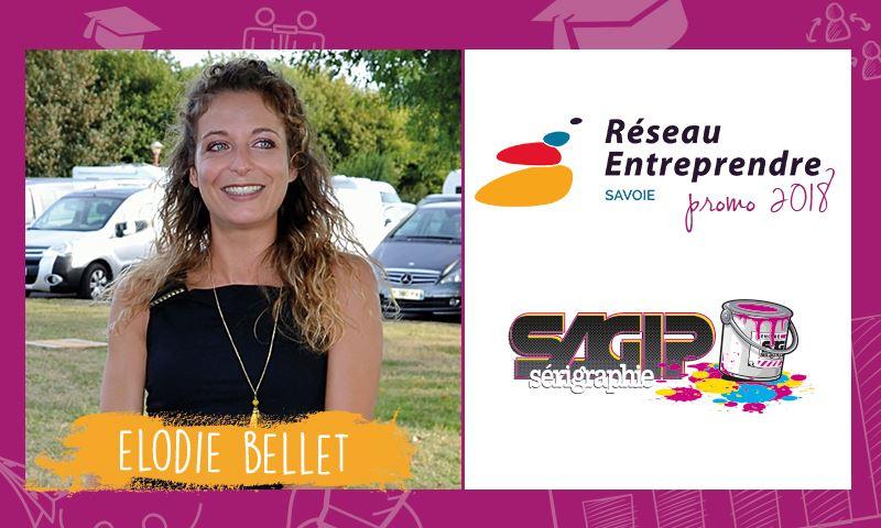 Elodie BELLET, lauréate RES 2018