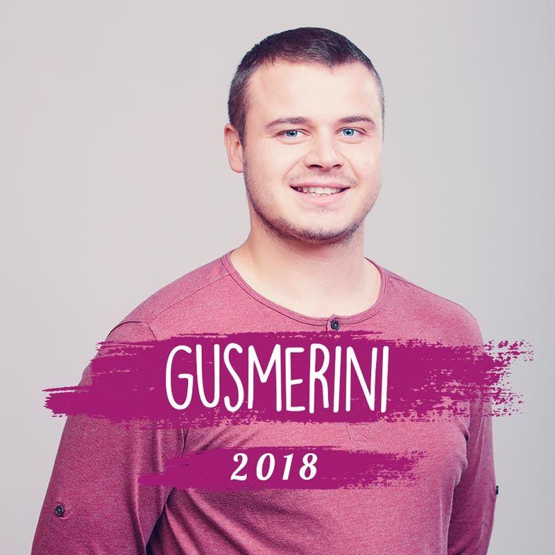 Marc GUSMERINI, lauréat RES 2018