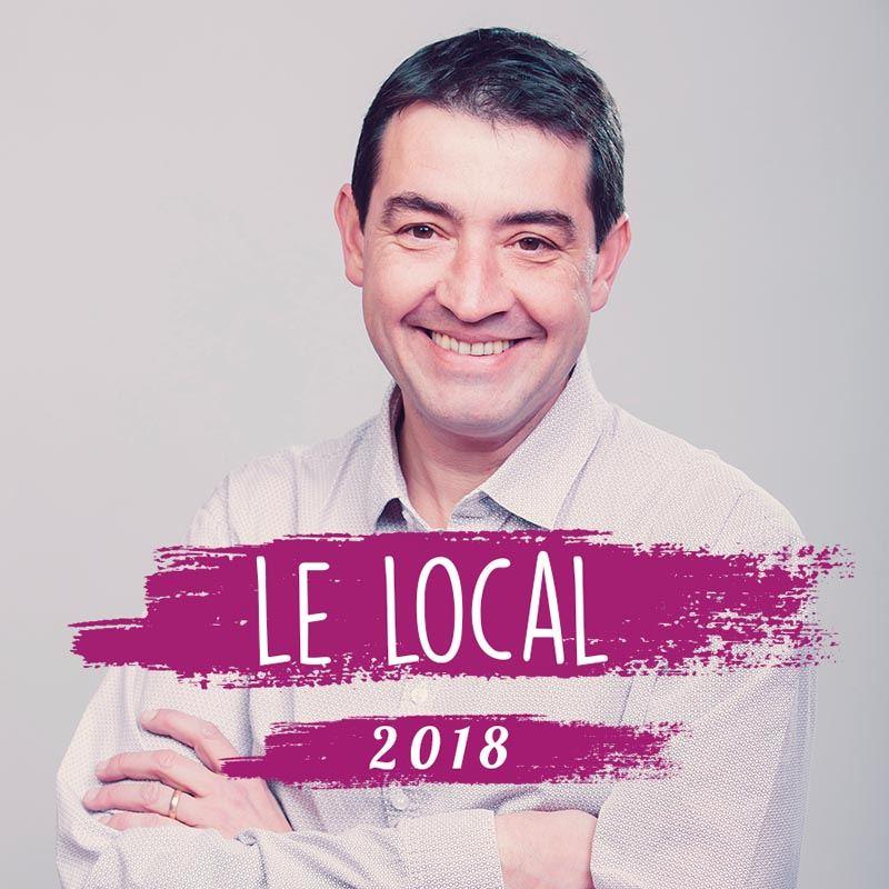 Benjamin EXERTIER, lauréat RES 2018