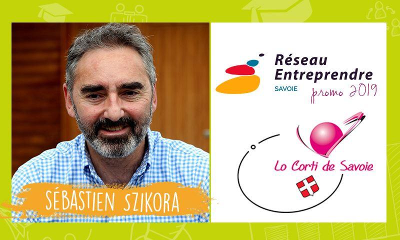 Sébastien SZIKORA, lauréat RES 2019