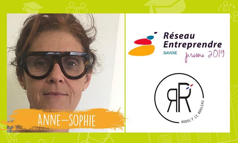 Anne-Sophie CALLOC'H STURM, lauréate RES 2019