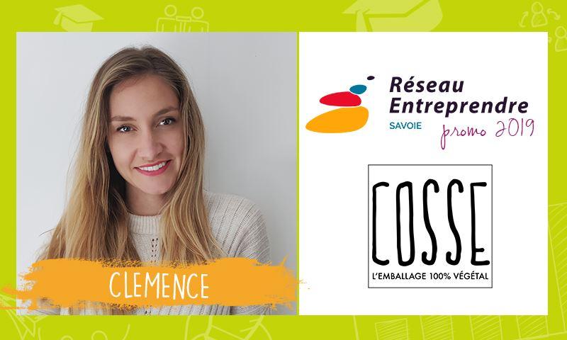 Clémence MAUREL, lauréate RES 2019