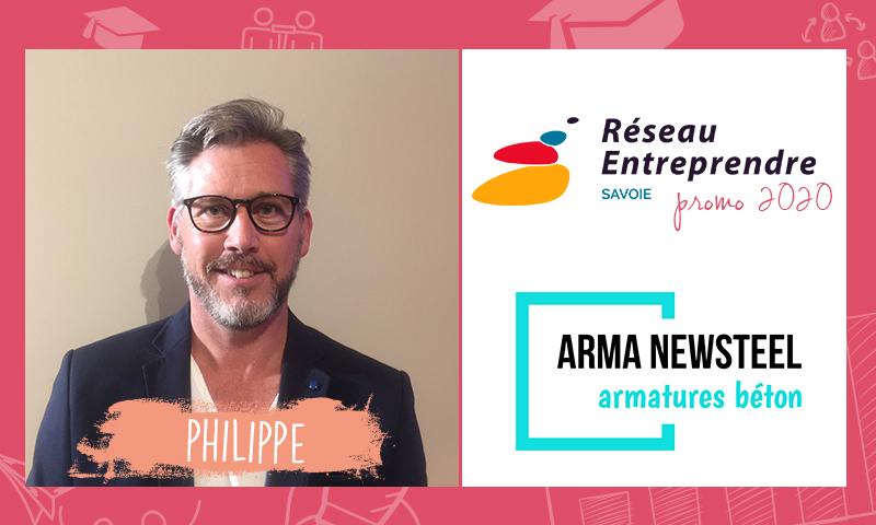Philippe COCHET, lauréat RES 2020
