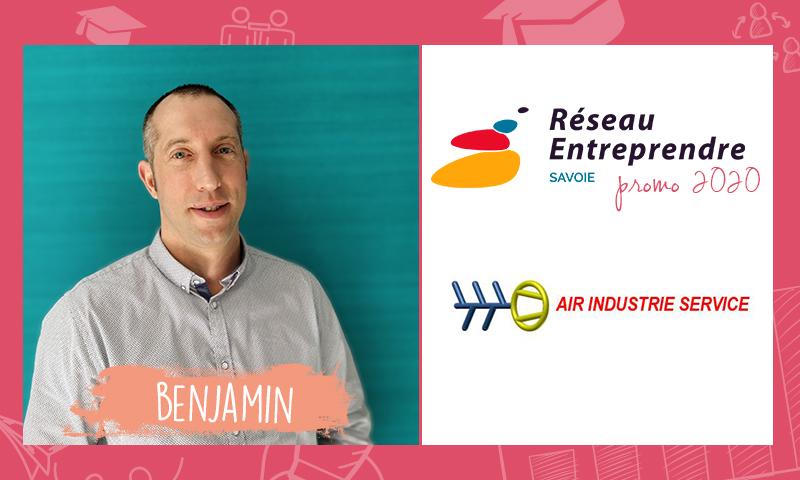 Benjamin VINCENT, lauréat RES 2020