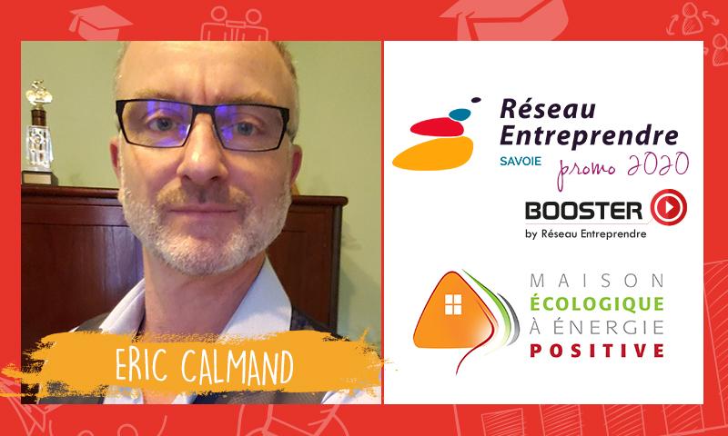 Eric CALMAND, lauréat 2020 développement
