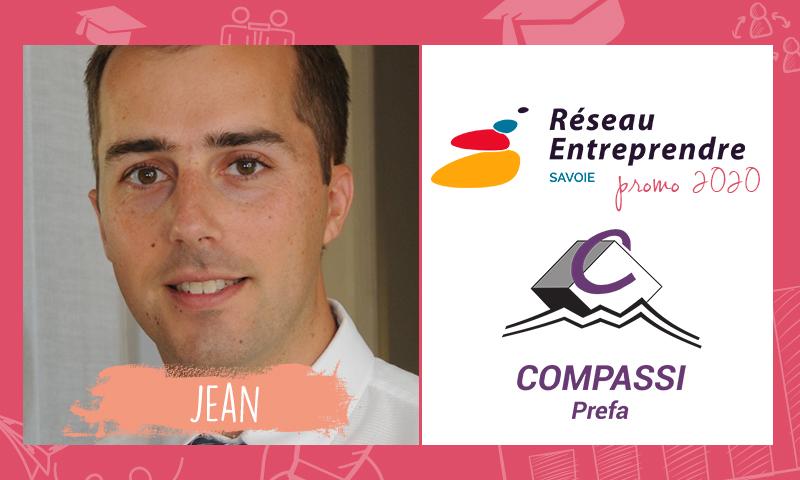 Jean LEMMENS, lauréat RES 2020