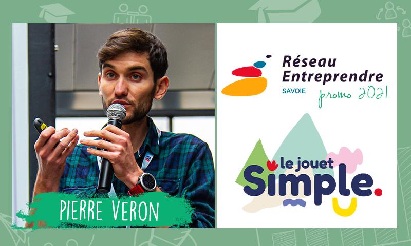 Pierre Véron, lauréat RES 2021
