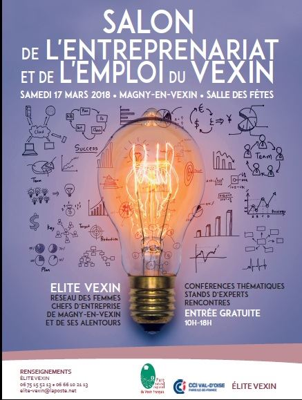 Salon de l 39 entreprenariat du vexin r seau entreprendre for Salon entreprenariat