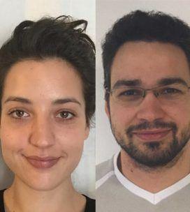 Léa Galice et Fabien Plancke, Galanck