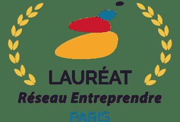 Lauréat Réseau Entreprendre Paris